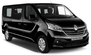 renault trafic location 9 places